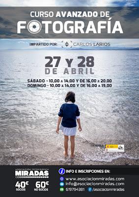 Curso presencial de Fotografía en Ceuta, nivel Avanzado