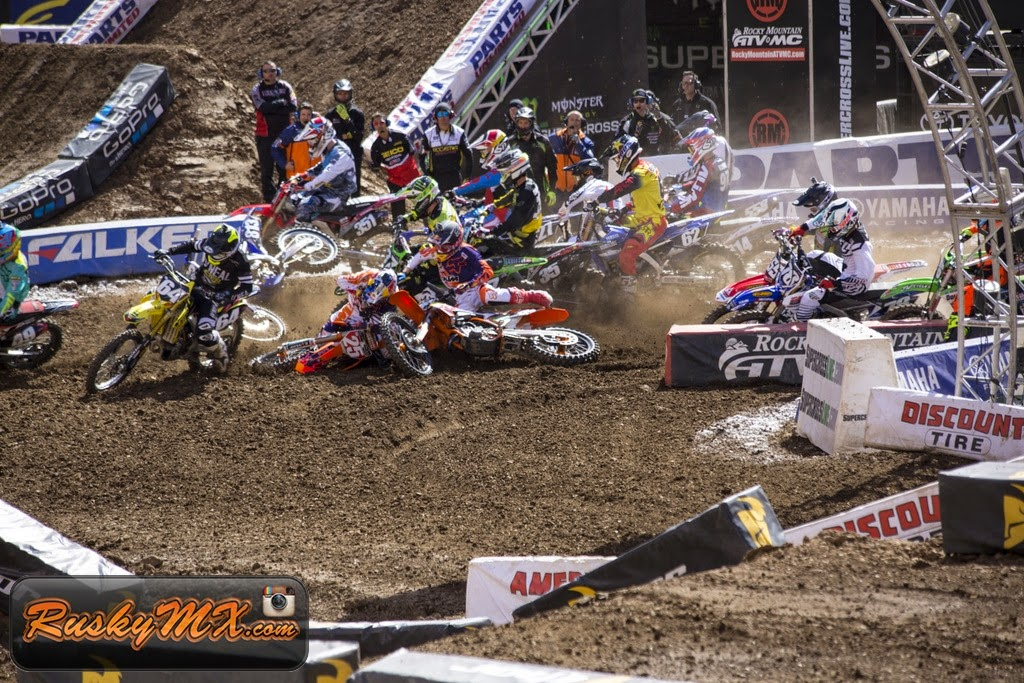 250 Heat 2 Start Metlife SX 2015