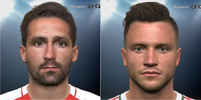 PES 2016 Mini Facepack by bahty