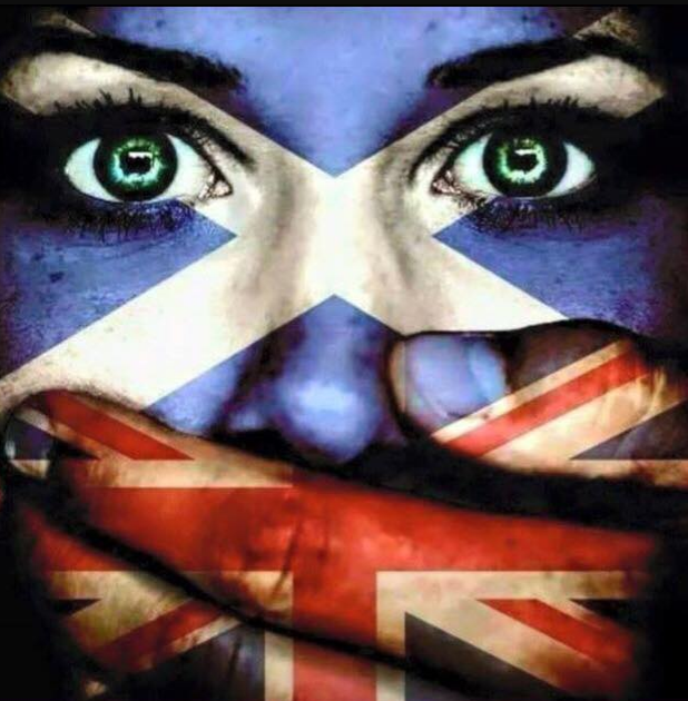 Scotland silenced by Westminster