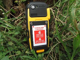 Hape Outdoor Sonim XP5560 Bolt Baru IP68 Mil Std 810 Certified