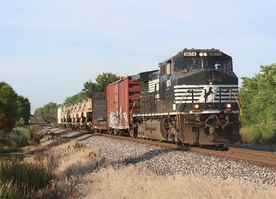 Industrial History Interesting Unit Trains