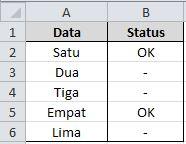 excelive : listbox spesifik