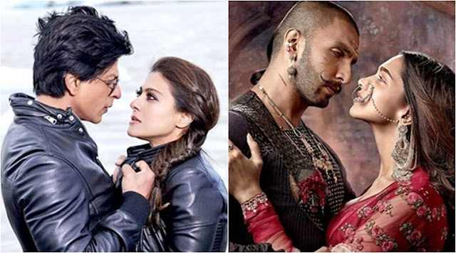 Dilwale v/s Bajirao Mastani : The biggest box office war on today