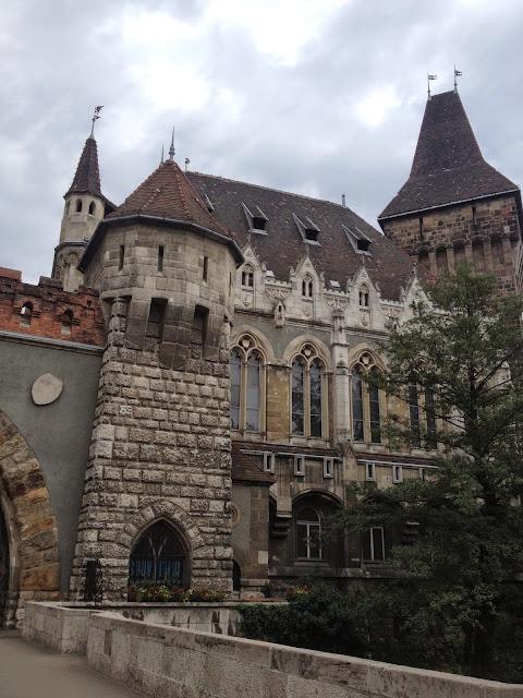 El castillo Vjesleil Budapest