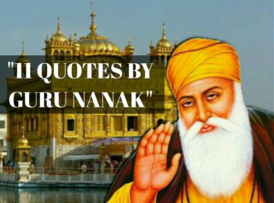 Guru Nanak Quotes img