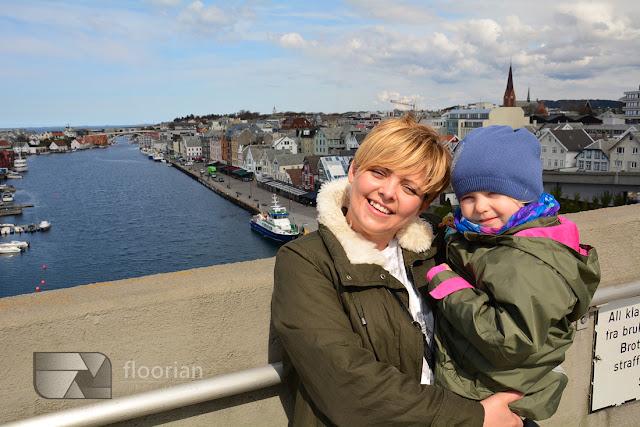 Marina, port i statki w Haugesund. Atrakcje Haugesund i regionu Rogaland