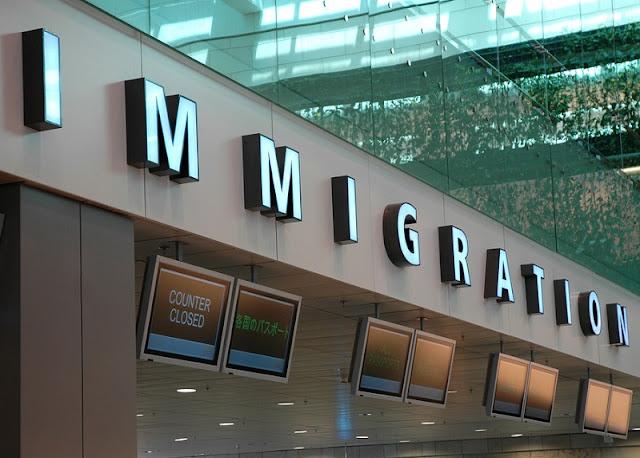 Imigração para entrar em Berlim e Alemanha