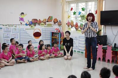 Xét tuyển ngành sư phạm mầm non tại Bình Dương, Bà Rịa Vũng Tàu, Bình Thuận, Bình Phước, Tây Ninh