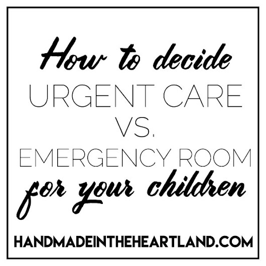 Urgent Care vs. Emergency Room