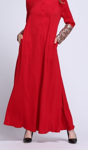 NBH0501 ITIMA SEQUIN JUBAH