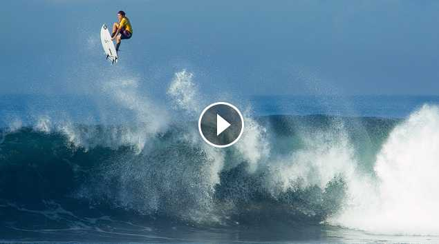 HEAD NOISE - Noa Deane Surf Film Volcom