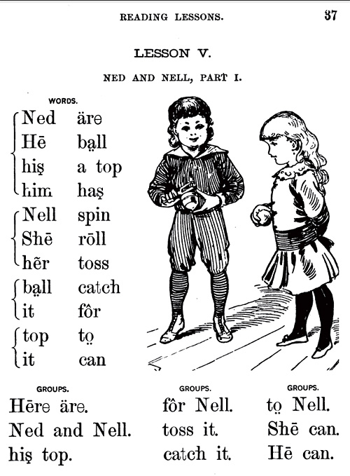 Ned and Nell, Part 1