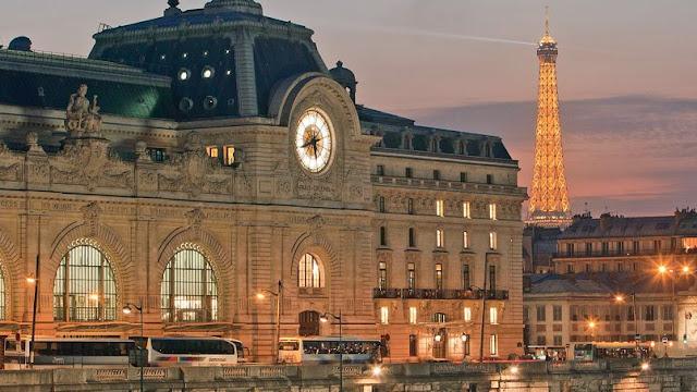 Museu de Orsays em Paris