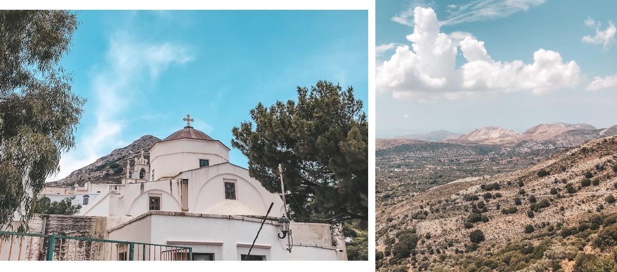 Naxos Travel Diary Reise Tipps Schönste Orte Schönste Strände der Insel Apiranthos Bergdorf