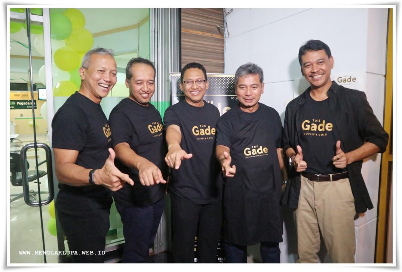 The Gade Cafe tempat nongkrong anak muda