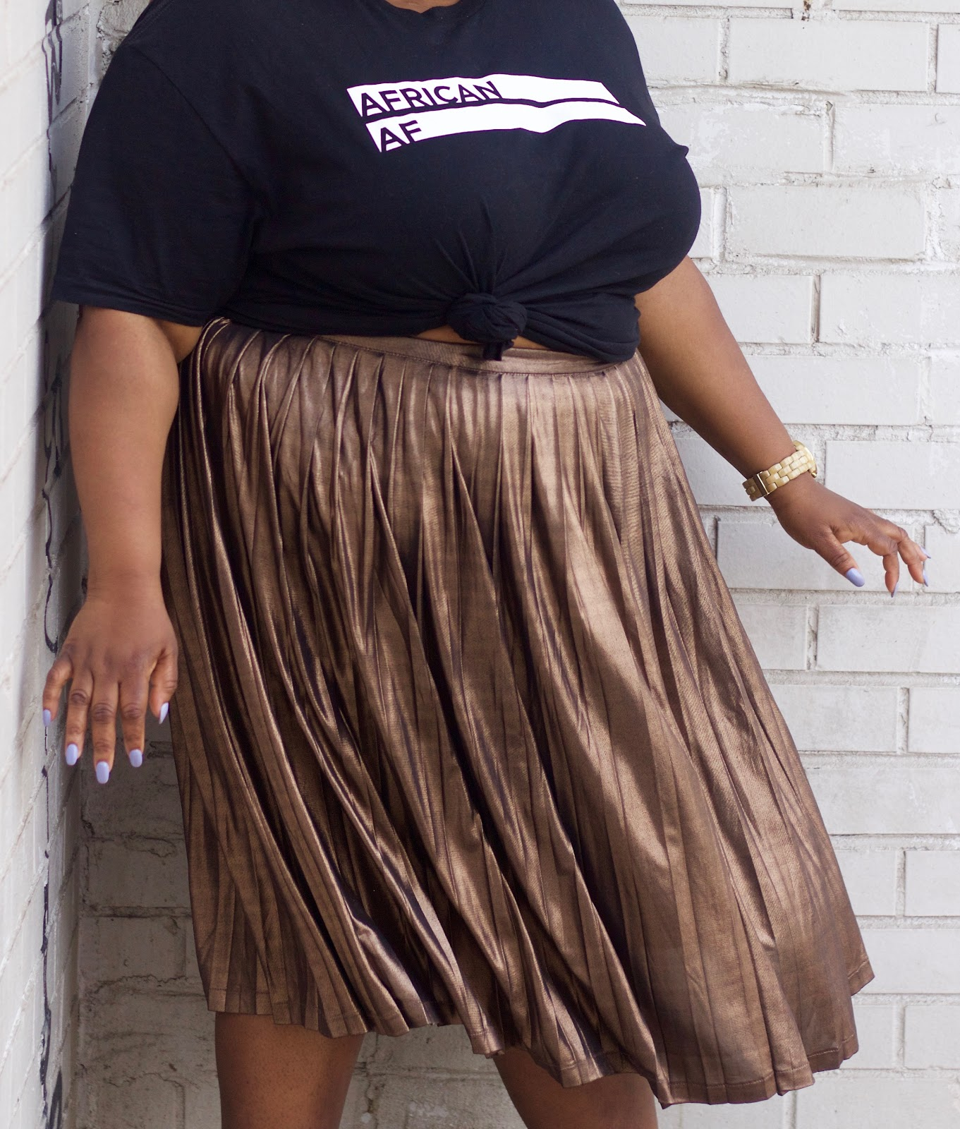 nigerian plus size blogger