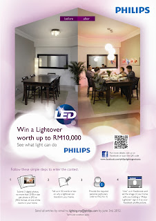 philip - CONTEST - [ENDED] Win a Lightover worth more than RM10,000