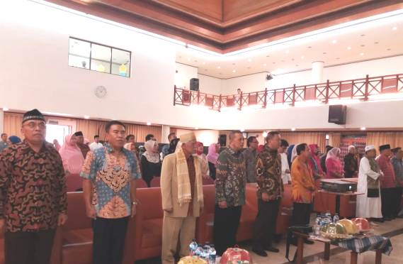 Bupati Hadiri Halal Bihalal Warga Selayar, di Jakarta, Jawa Barat dan Banten