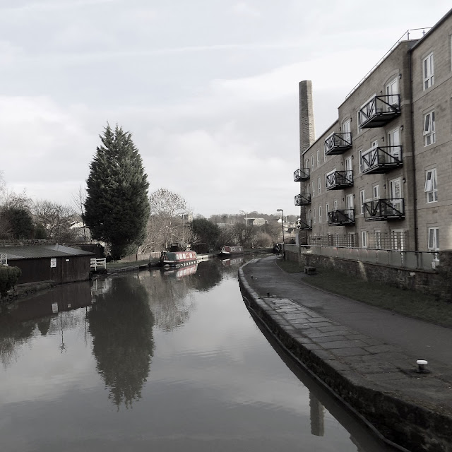 Skipton Canal, What Lizzy Loves
