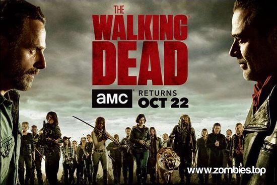 Temporada 8 de The Walking Dead