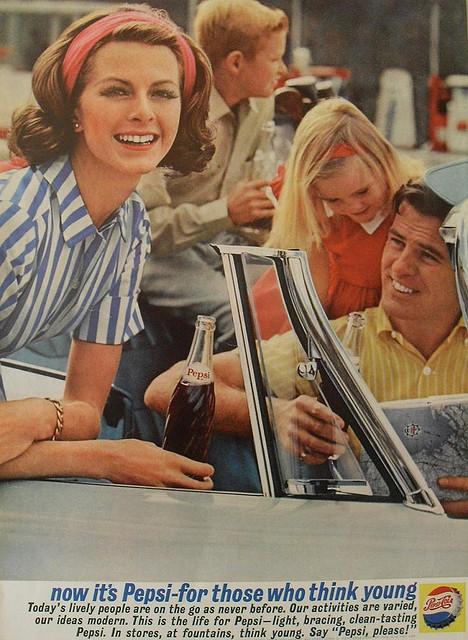 Vintage Pepsi Advertisments Vintage Everyday