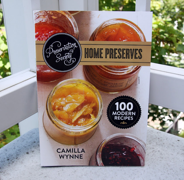 Preservation Society Home Preserves Cookbook