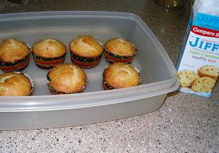 Jiffy Cinnamon Coffee Cake Recipe