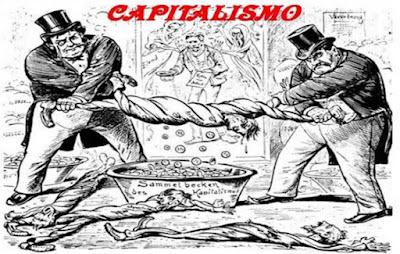 El análisis de Marx de las leyes del capital y la crisis bursátil Capitalismo