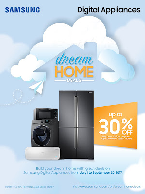 Samsung, home appliances, sale alert