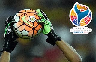 Perú U20 vs Bolivia U20