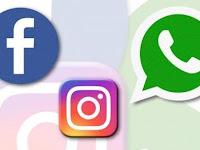 Ada Apa Dengan WhatsApp, Facebook dan Instagram, Hari Ini 14 April 2019?