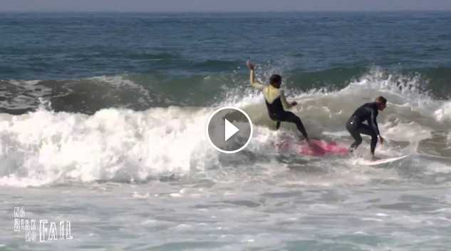 Surfing Fail Compilation