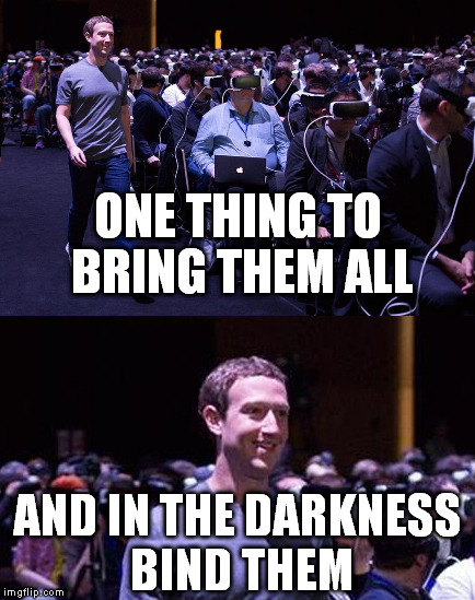 Speak of the Devil: Breaking Out Of Facebook Prison Again