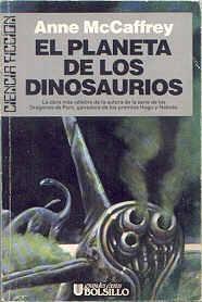 El planeta de los dinosaurios – Anne McCaffrey