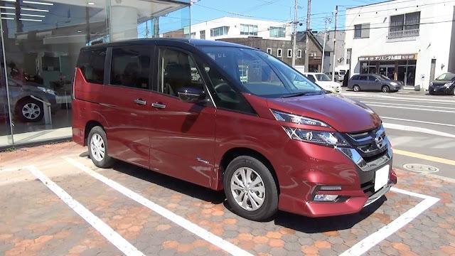 Nissan Note é o veículo mais vendido no Japão - Janeiro/2018