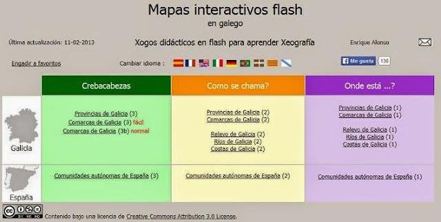 http://serbal.pntic.mec.es/ealg0027/mapasflashga.htm