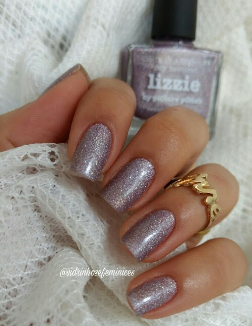 Lizzie by Picture polish luz natural