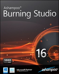 558DEE6 - Ashampoo Burning Studio 16