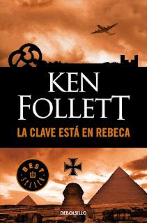LA-CLAVE-ESTÁ-EN-REBECA-Ken Follet-audiolibro