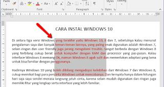 Tombol keyboard Rahasia Microsoft Word untuk kerja lebih cepat