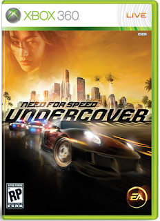 Need for Speed Undercover (X-BOX360) 2008