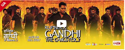 Rupinder Gandhi The Gangster 2015 Full Punjabi Movie Download HD 300mb