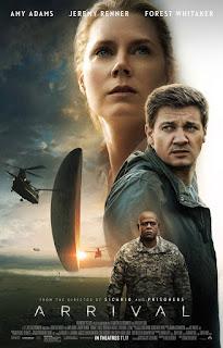 Arrival - Segundo Poster & Segundo Trailer