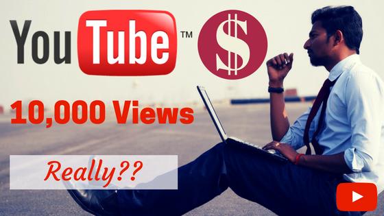 10,000 Views Necessary?