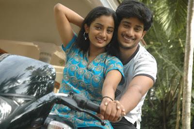 Telugu hot Namitha stills