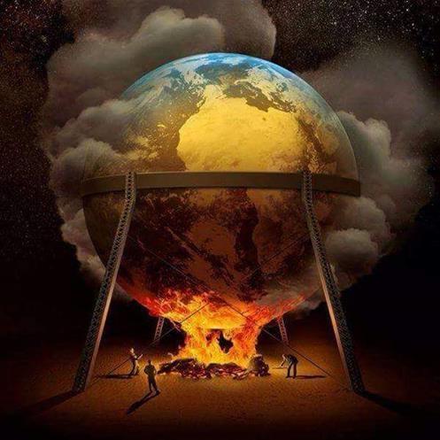 """Mensagem de Advertência """"EXTRATERRESTRE"""" para que Deixemos de Destruir o Planeta!!"""