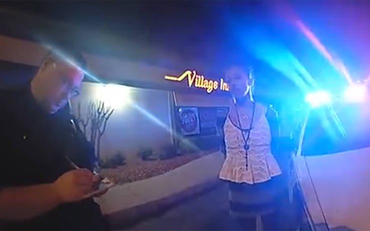Μαύρη περιπολία αστυνομία πορνό