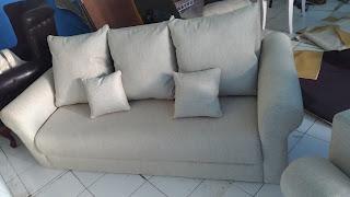 jasa service sofa bekas menjadi baru di Tebet call 081381025835