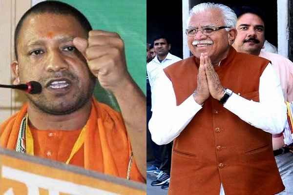 भ्रष्ट और गद्दार BJP विधायकों की वजह से मजबूर हैं CM खट्टर, YOGI की तरह नहीं कर सकते बैटिंग